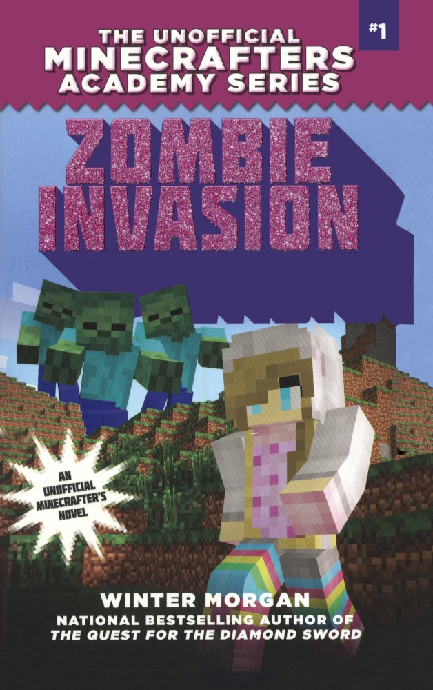 Zombie Invasion Unofficial Minecrafters Academy product image