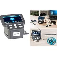 Scanner autonome 14Mpx pour diapositives, négatifs et Super 8 : SD-1200 [Somikon]