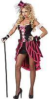 California Costumes Women's Eye Candy - Parisian Showgirl Adult