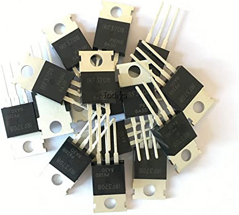 10PCS IRF3708 New Best Offer IRF3708PBF MOSFET N-CH 30V 62A TO-220AB