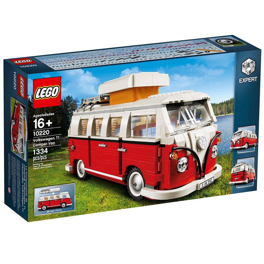 LEGO Creator Expert 10220 Volkswagen T1...