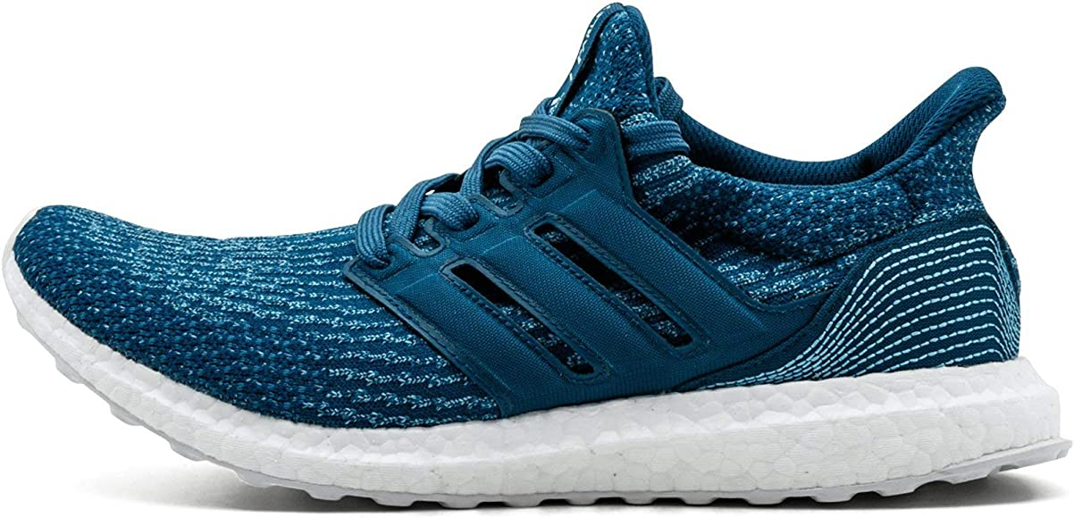 huge discount e3cee 8f6c9 Ultraboost 3.0 Parley Shoe - Men's Running 11 Blue Night/Core Blue/Blue