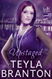 Upstaged: A Paranormal Suspense Novel (Imprints Book 3)