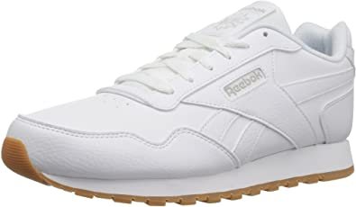 Reebok Classic Renaissance Mens White Leather Low Top Sneakers Shoes
