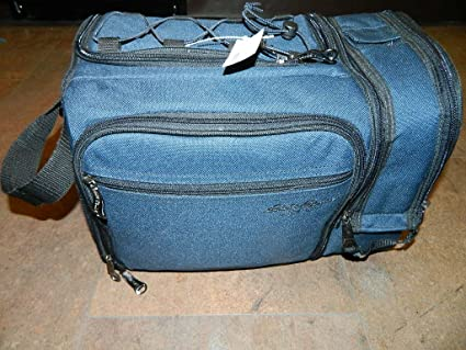 c314048d Amazon.com : Eddie Bauer Wine and Cheese Picnic Basket Cooler with ...