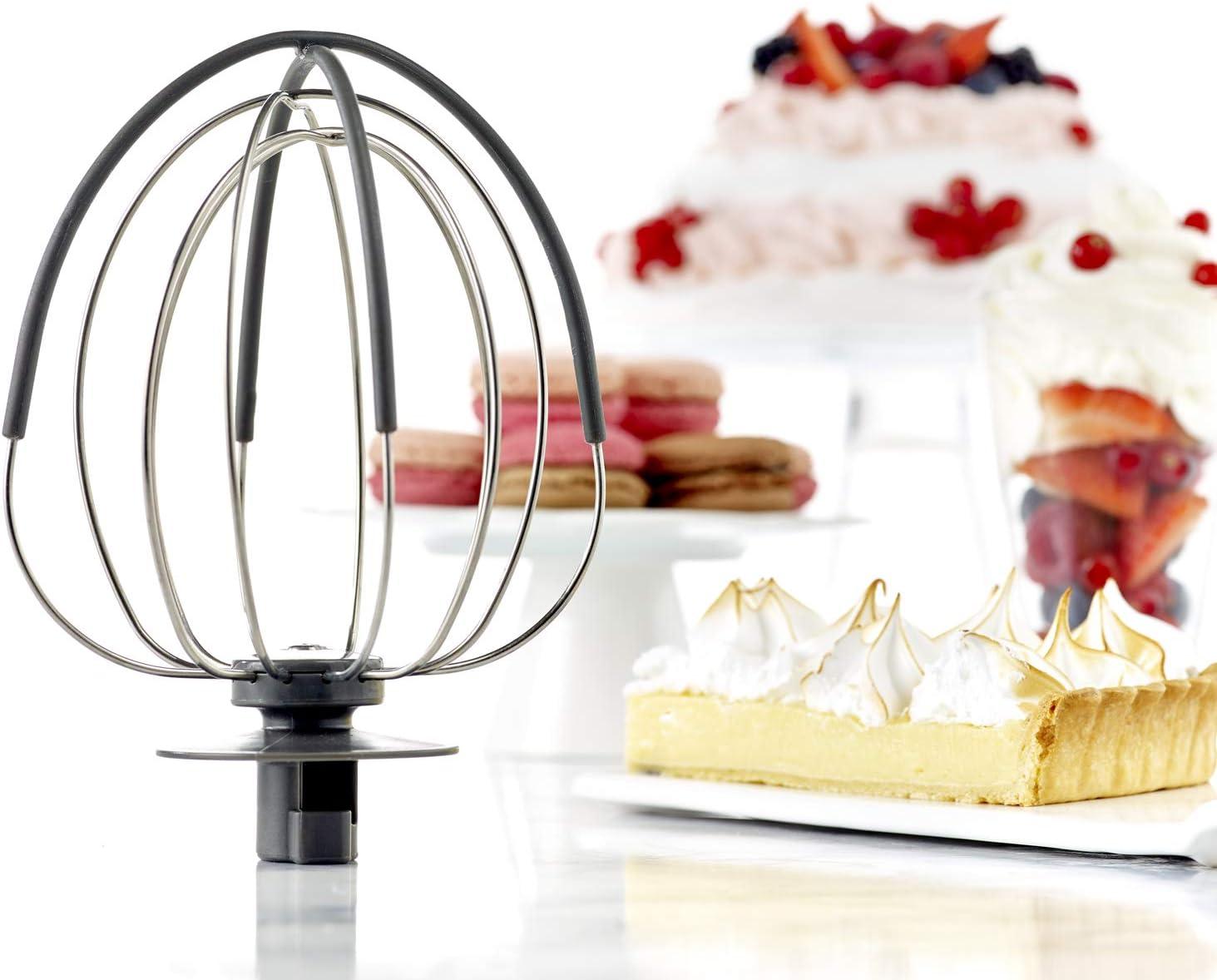 Moulinex Masterchef Gourmet QA530D - Robot Amasador 1100 W, Bol de ...