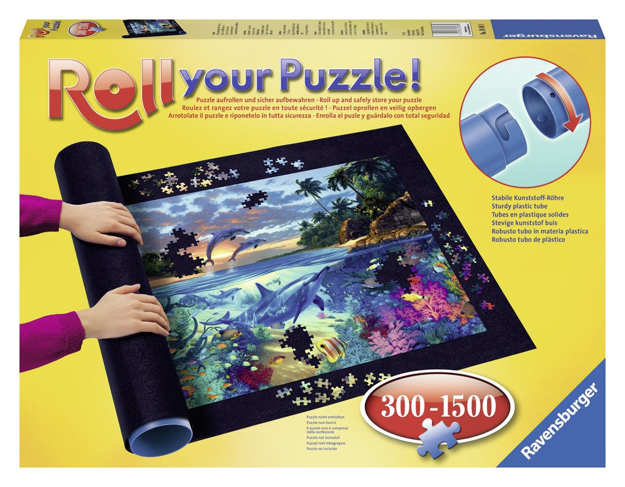 Ravensburger 17956 - Roll your Puzzle Puzzlematte: Amazon.de: Spielzeug