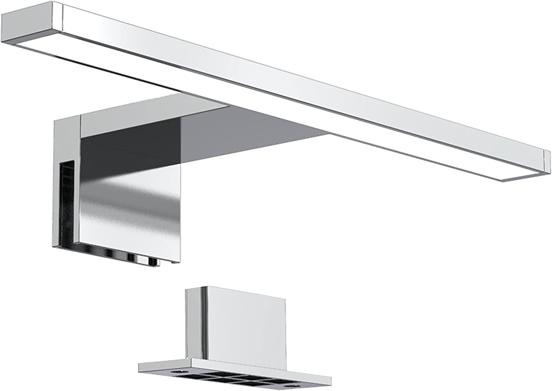 LED Spiegelleuchte Schminklicht Badlampe Spiegelschrank Leuchte Bilderleuchte DE
