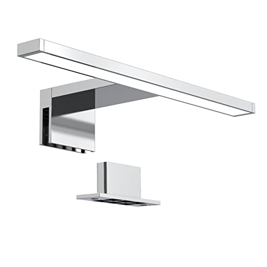 led mirror light i bathroom lamp i bathroom cabinet lighting i make rh amazon co uk bathroom cabinet lights not working bathroom cabinet lights shaver socket