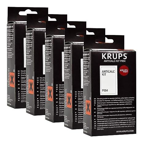 Amazon.com: Krups polvo antical con duro Agua Kit De Prueba ...