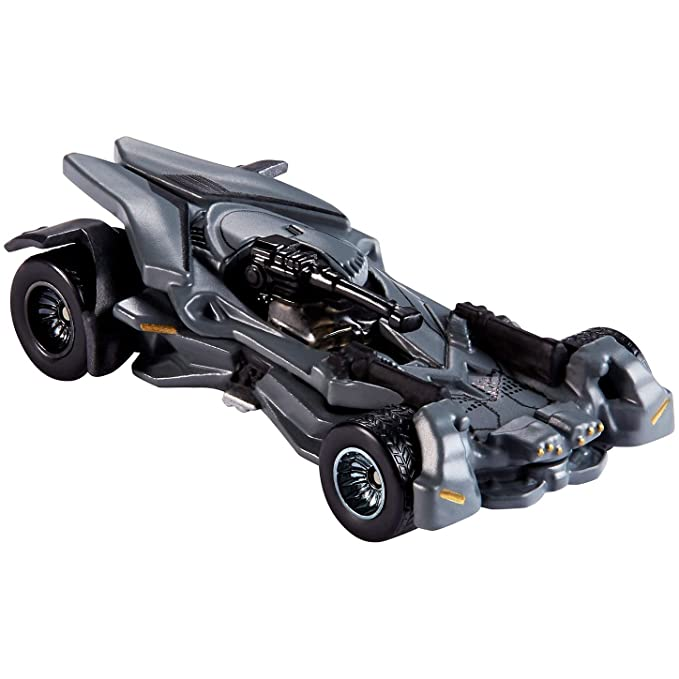 Hot Wheels SDCC 2017 Justice League Batmobile Toy Cars & Trucks at amazon