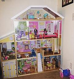 kidkraft grand estate dollhouse assembly instructions