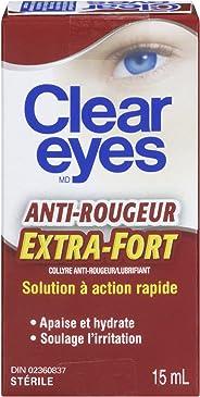 Clear Eyes Maximum Strength Itchy Eye Relief Drop, 15ml