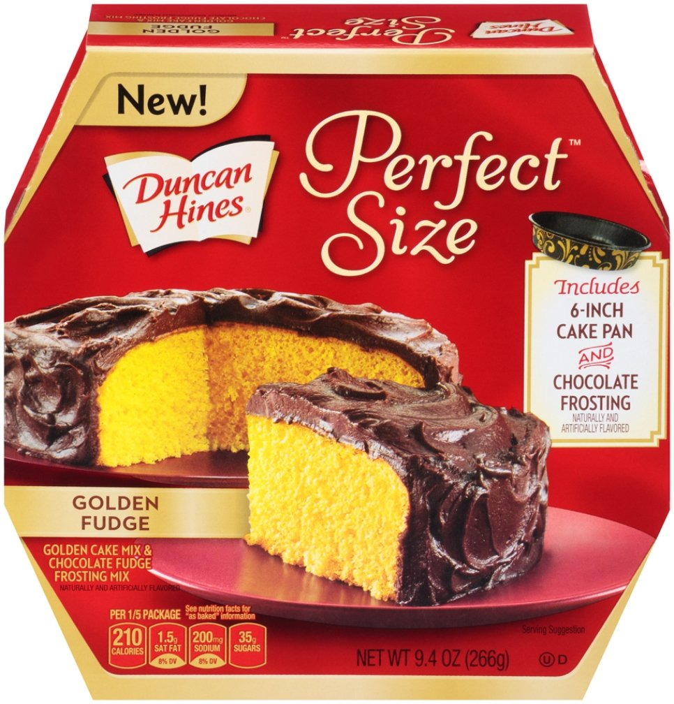 Duncan Hines Butter Golden Cake Mix Recipes