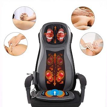 Amazon.com: MaxKare Shiatsu - Cojín para masajeador de ...