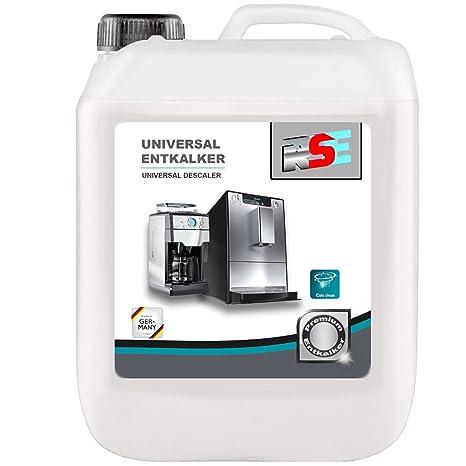 10 litros RSE Premium Universal antical para cafeteras automáticas,, Monodosis y cafeteras de cápsulas