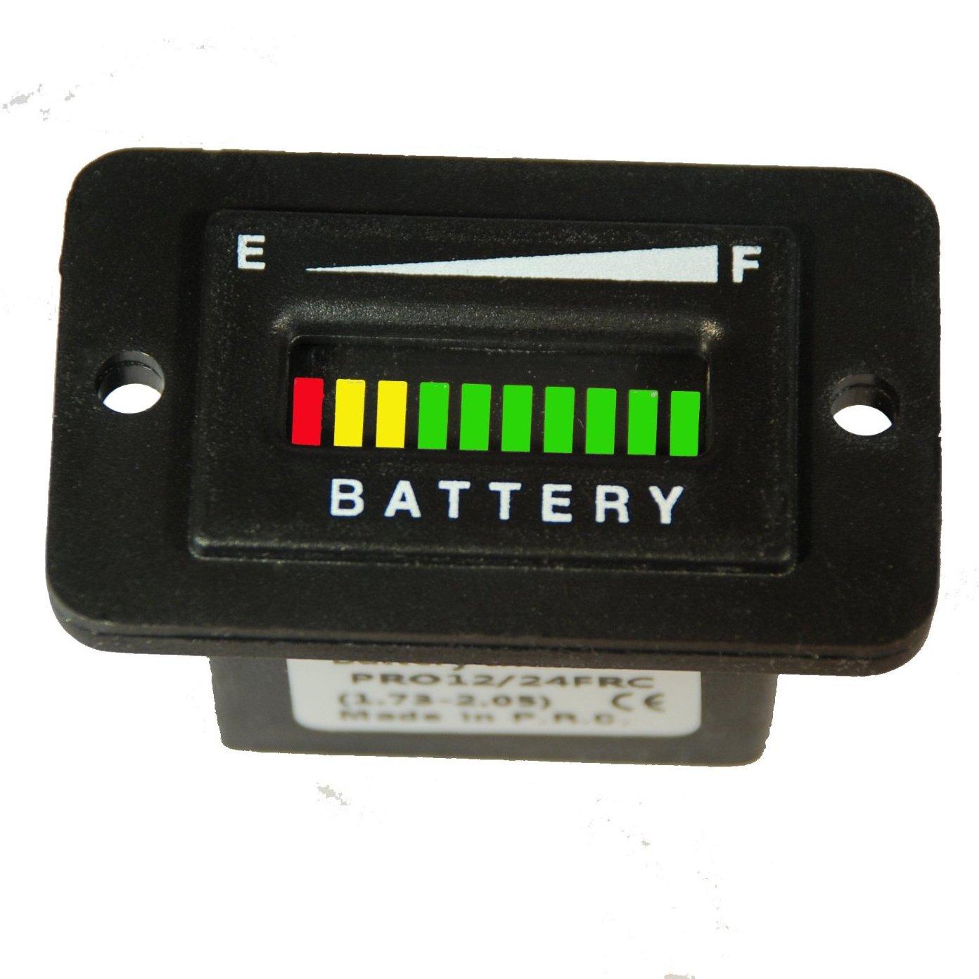 GEREE 12V Lithium Battery Capacity Tester Meter Display Panel Electric power Indicator Board