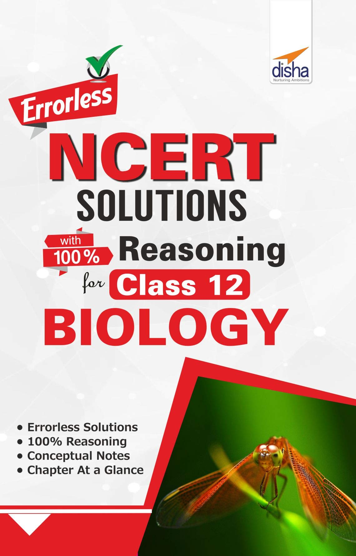 Errorless NCERT Solutions with with 100% Reasoning for Class