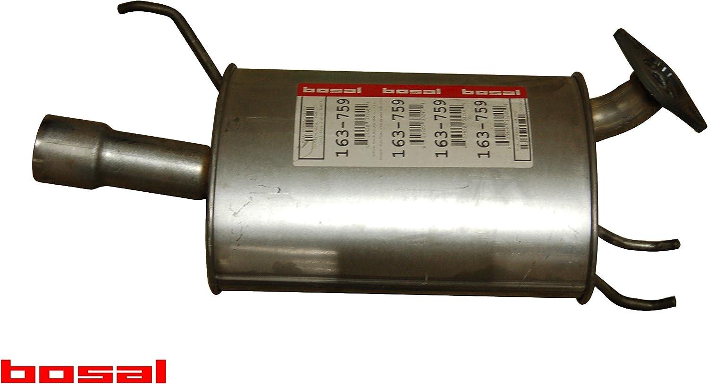 Bosal 290-077 Exhaust Silencer