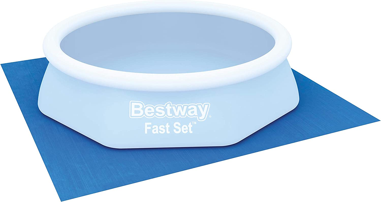 Bestway 58000 - Tapiz de Suelo 274x274 cm