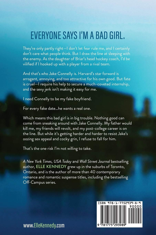 The Risk Briar U, Band 15  Kennedy, Elle Amazon.de Bücher