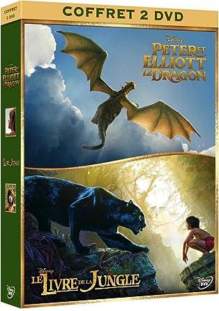 Le Livre De La Jungle Peter Et Elliott Le Dragon Amazonfr Neel