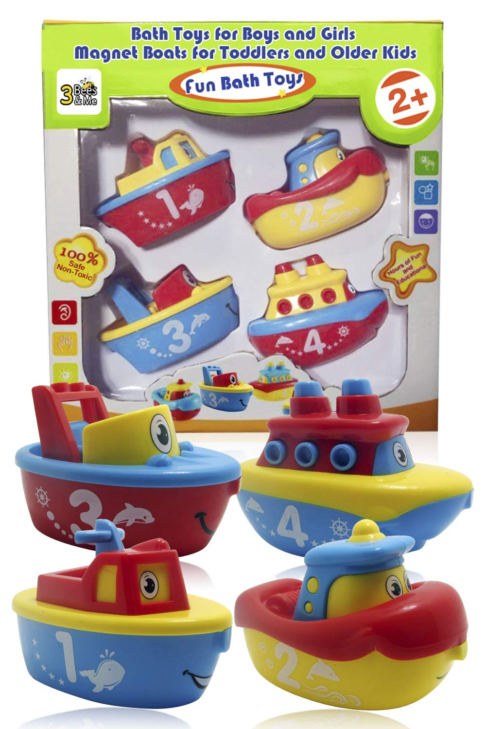 Top 15 Best Bath Toys for Toddlers Reviews in 2019 6