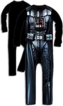 Star Wars - Disfraz producto oficial de Star Wars Darth Vader (no ...