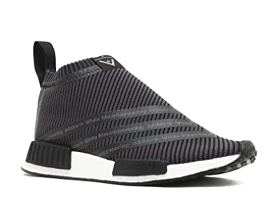 4da00c74d Image Unavailable. Image not available for. Color  adidas WM NMD City Sock  White  Mountaineering  ...