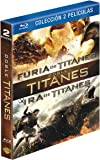 Pack: Ira De Titanes + Furia De Titanes [Blu-ray]