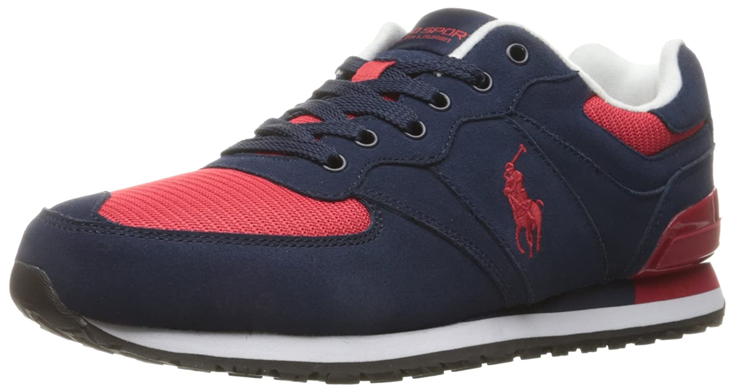 Polo Ralph Lauren Men's Slaton Pony Sneaker