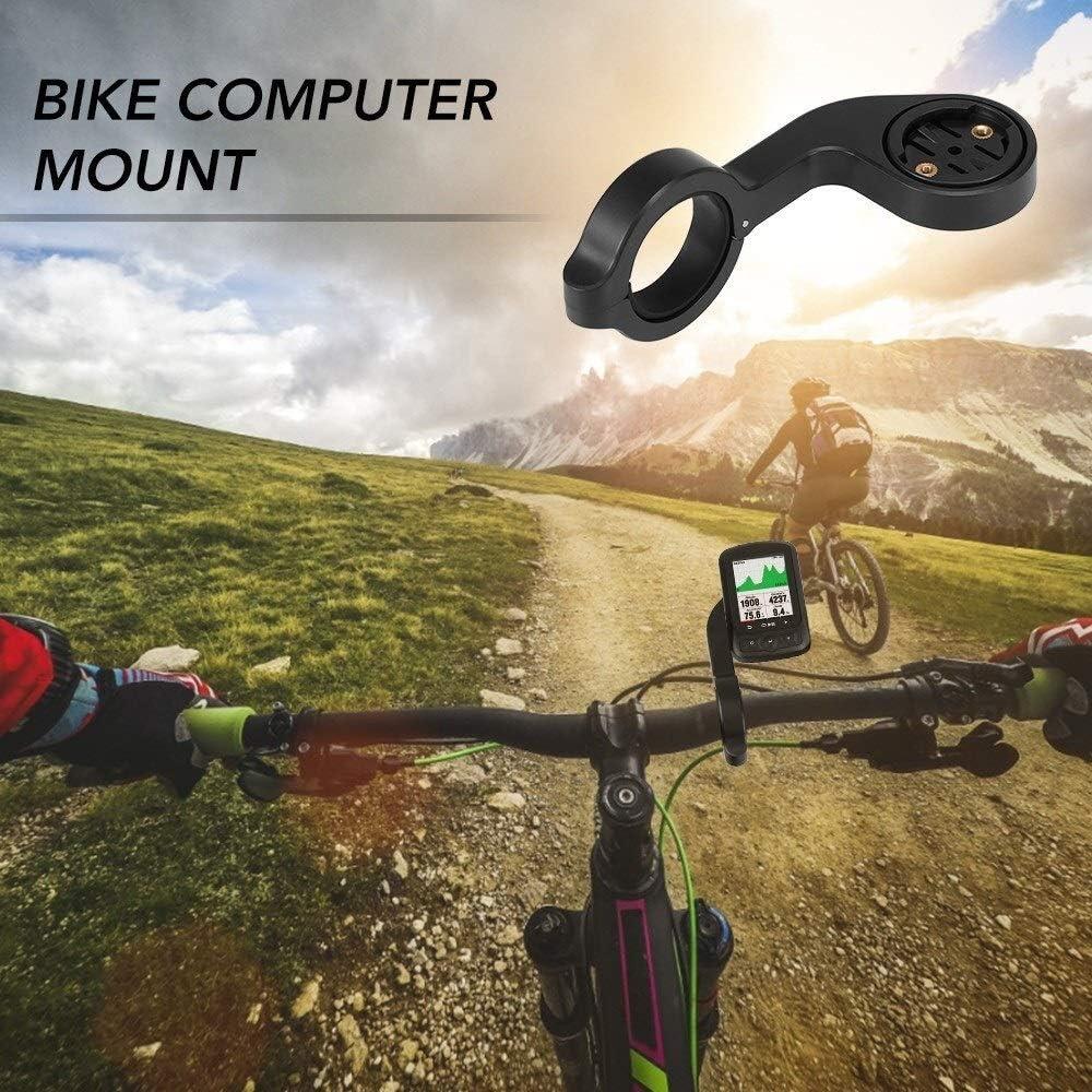 UJincg - Soporte de Ordenador para Bicicleta de Carretera MTB (Ultraligero, para Gar Mini GPS Port), diseño con Texto en inglés Some Good in This World: Amazon.es: Hogar
