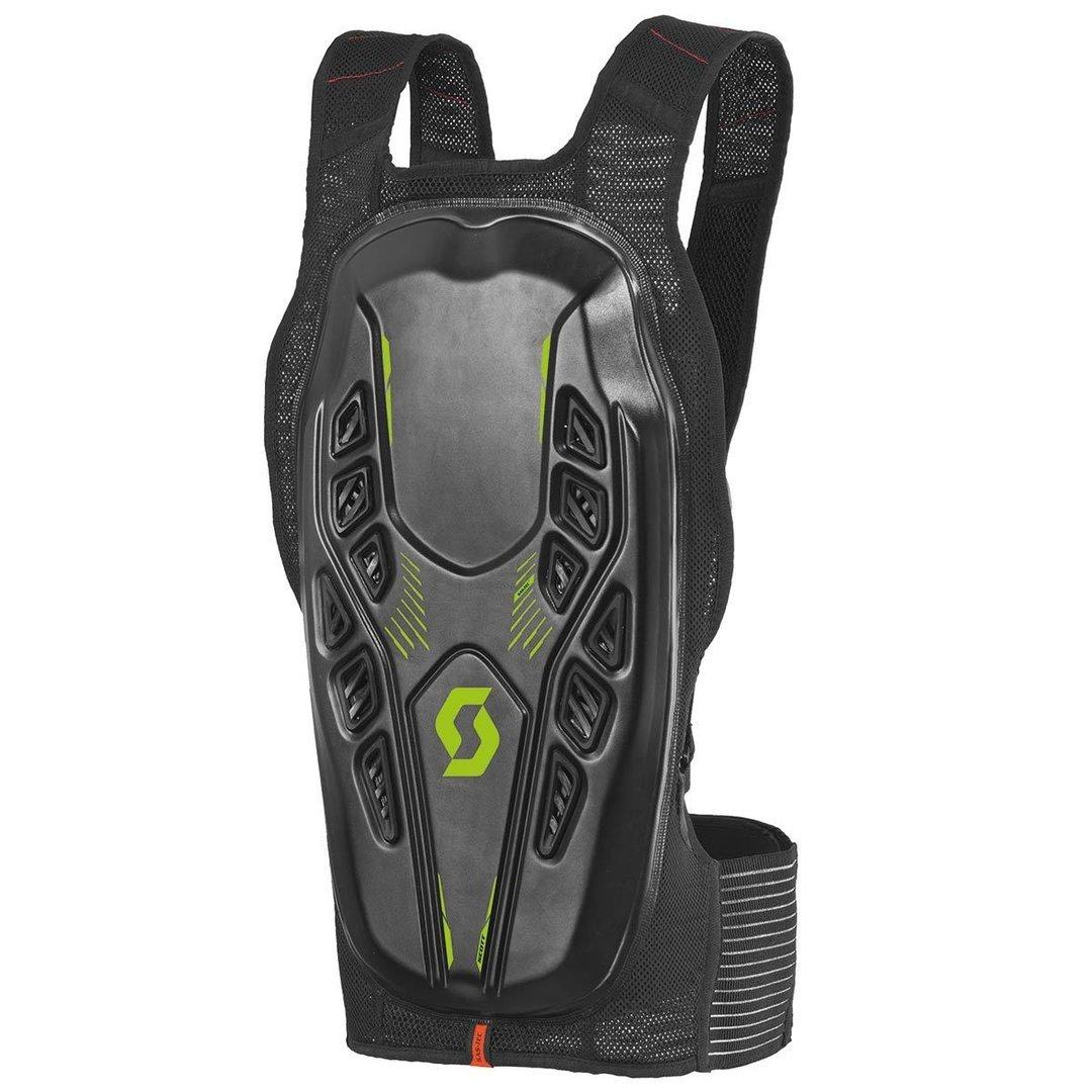 protectWEAR R/ückenprotektor Weste f/ür Motorrad//Motocross Downhill//BMX L//XL Schwarz Snowboard und weitere Sportarten