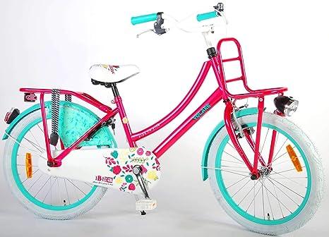 .Ibiza Bicicleta Niña 20 Pulgadas Freno Delantero al Manillar y ...