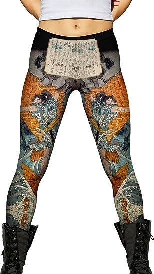 All Over Shirts Japan Leggings