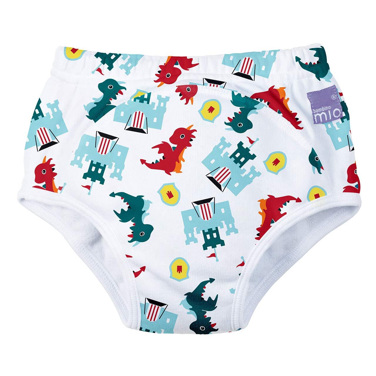 Bambino Mio Potty Training Pants, Dragon's Dungeon, 2-3 Years