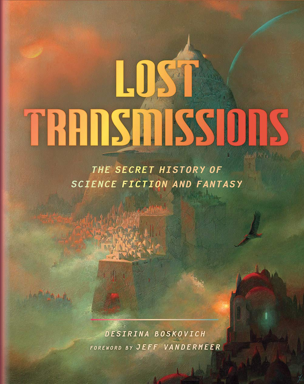 Lost Transmissions History Science Fiction product image