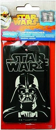 Kaufmann Stluf712 Dark Side Star Wars Cardboard Air Freshener Vanilla Auto