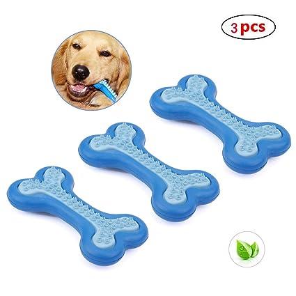 3 Piezas Cepillo De Dientes Perro Palo Juguete para Masticar Limpiador Dientes Perros Perros Regalo para