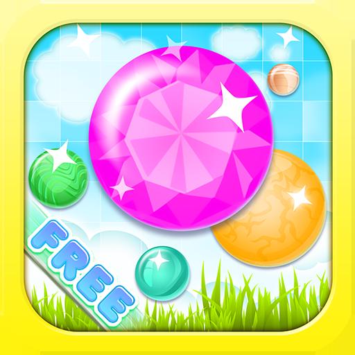Gem Explosion Jewel Crush FREE - Amazing Family Bubble Fun