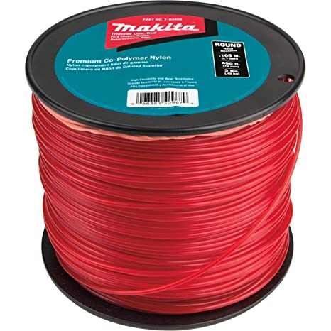 Amazon.com : Makita T-03458 Round Trimmer Line, 0.105