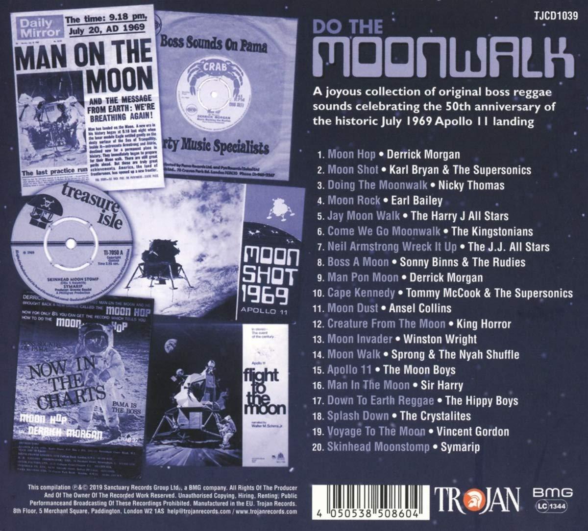 Do the Moonwalk: Various Artists: Amazon.es: Música