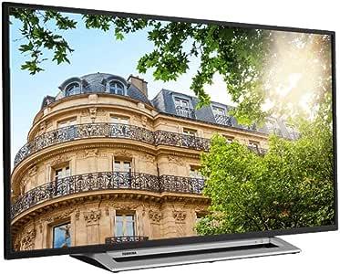 Toshiba - Tv-Led-12446-Cm-49-Toshiba-49Ul3A63-Uhd-4K-Smart-Tv: Toshiba-Dynabook: Amazon.es: Electrónica