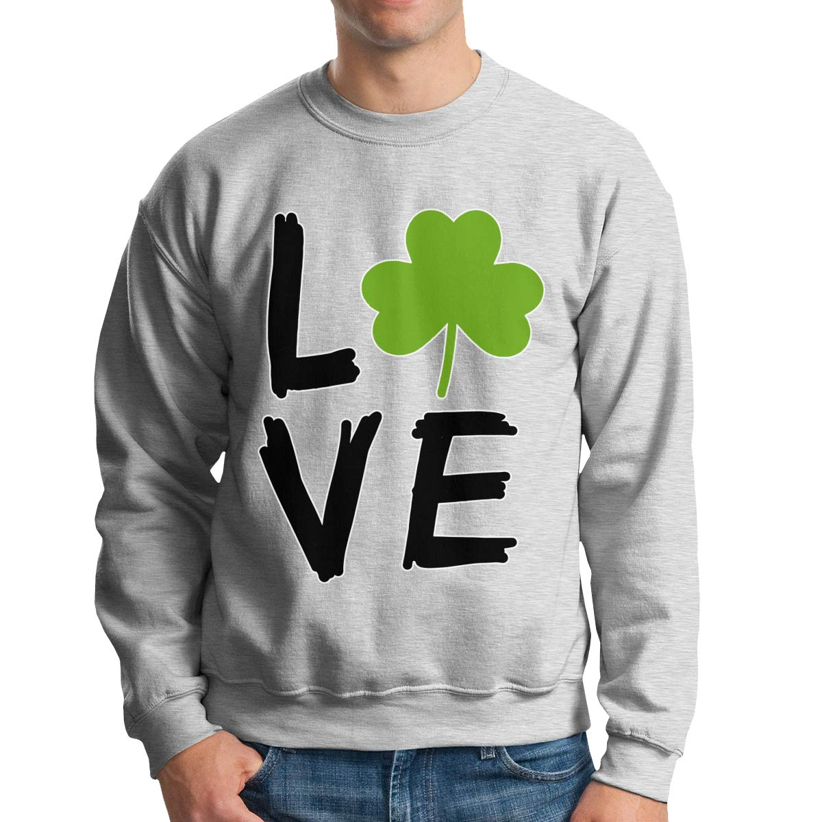 Love St Patrick S Day Adult S Fashion Sweater T Shirts