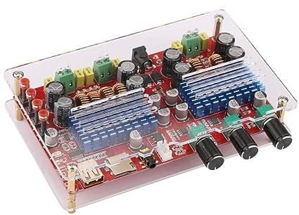 Amazon com: Bluetooth Amplifier Board, Yeeco Digital
