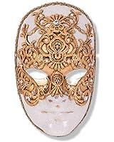 VIVO Mens Tom Cruise Eyes Wide Shut Mask