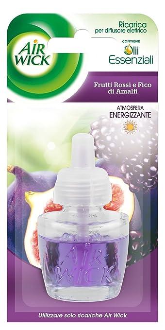 28 opinioni per Air Wick Ricarica per Diffusore Elettrico, Frutti Rossi e Fico di Amalfi