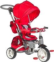 Prinsel Triciclo Giro, Rojo