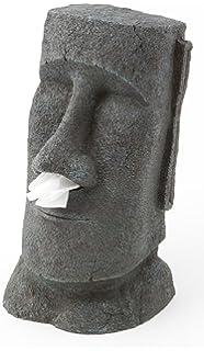 Rotary Hero   Moai Taschentuchbox / Taschentuchspender / Kosmetiktücherbox