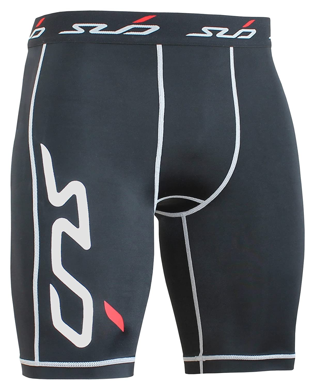 SUB Sports DUAL Kids Compression Shorts - All Season Base Layer Shorts
